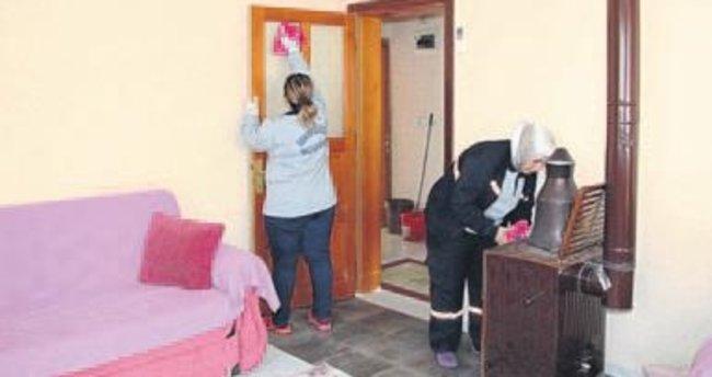 İskenderun Belediyesi'nden evde temizlik hizmeti