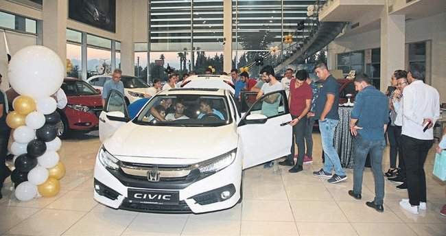 Yeni Civic Sedan görücüye çıktı
