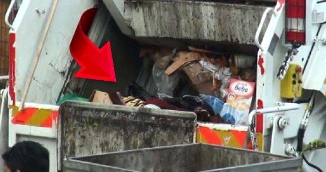 Esenyurt'ta çöpte bulunan cesedin sırrı çözüldü