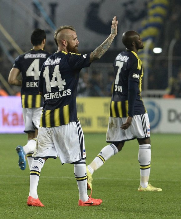Fenerbahçe - Karabükspor maçının fotoğrafları
