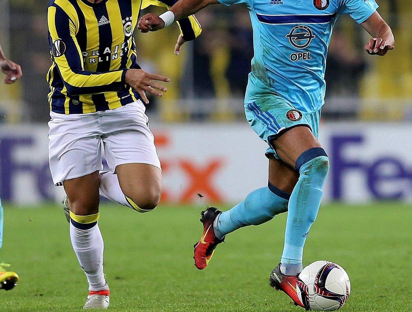 CANLI | Feyenoord-Fenerbahçe (İlk 11'ler)