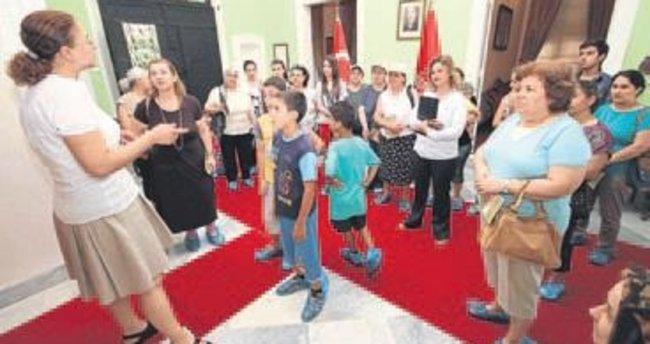 'Latife Hanım Köşkü Anı Evi' müze oldu