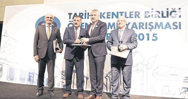 Seyhan Belediyesi'ne 'Proje Ödülü' verildi