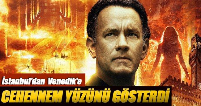 İstanbul'a 'Cehennem' katkısı