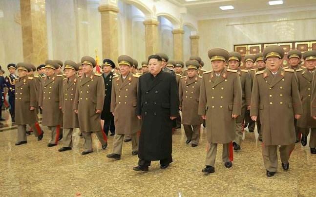 Kuzey Kore'den yine nükleer tehdit