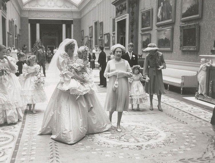 Prenses Diana'nın hiç görülmemiş fotoğrafları