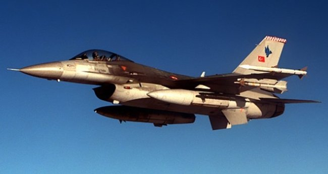 Fırat Kalkanı'nda 91 hedef imha edildi, 33 terörist öldürüldü