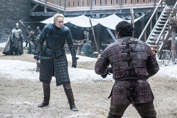 Game of Thrones 7. sezon 1. bölümünden kareler