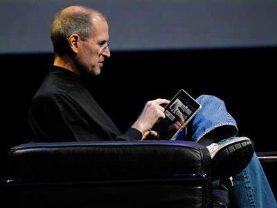 Steve Jobs'un hayatı