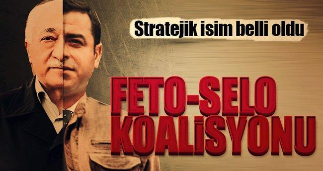 İşte FETO-Selo koalisyonu