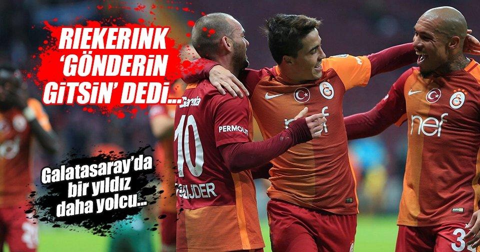 Galatasaray'da Josue'nin bileti kesildi