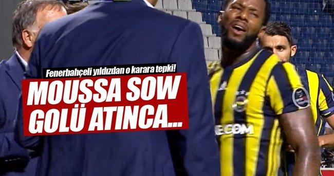 Fenerbahçeli yıldızdan o karara tepki!