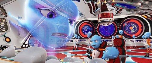Kahraman Uzaylılar filminden kareler