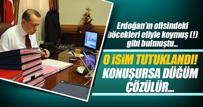 TİB'in kurucusu olan Basri Aktepe tutuklandı