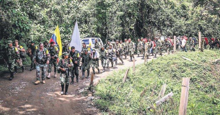 FARC'ın eski militanları sivil hayata başladı