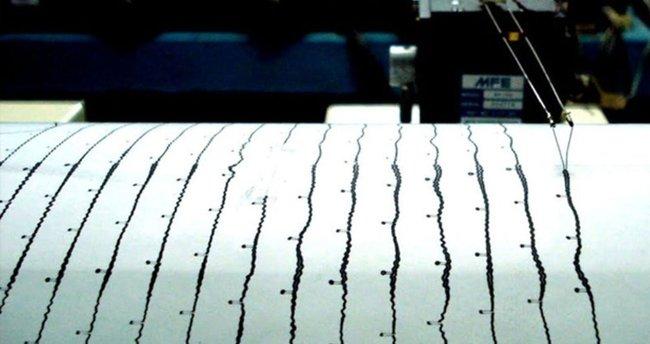 Tayvan'da 5,5 büyüklüğünde deprem oldu