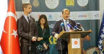 Başbakan Yardımcısı Hakan Çavuşoğlu'ndan Bosna Hersek'te FETÖ uyarısı!