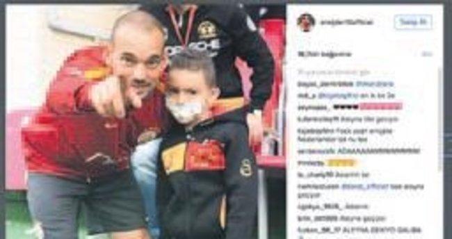 Sneijder'a var Persie'ye yok