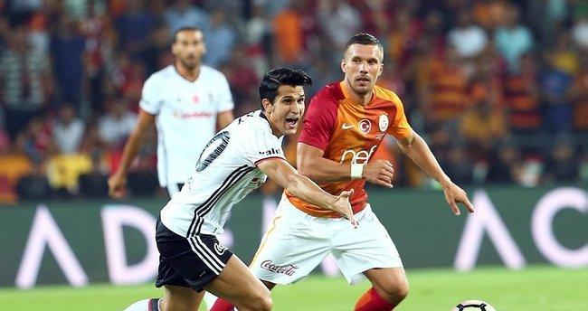 Beşiktaş-Galatasaray derbisi biletleri satışta