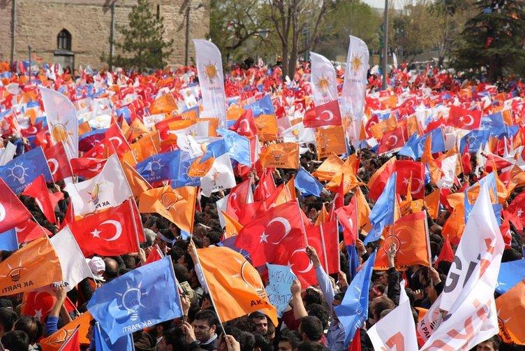 Seçmen pişman AK Parti yüzde 45.6