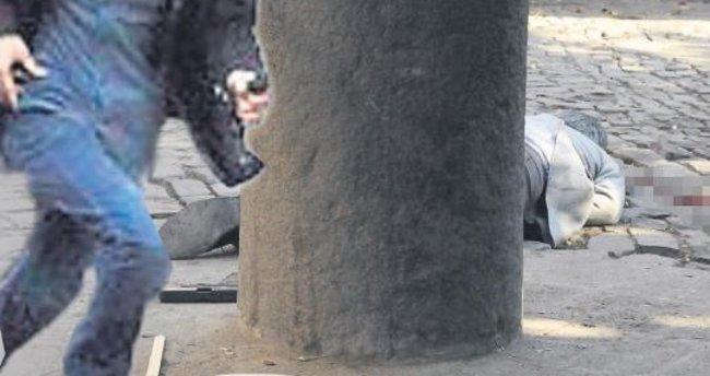"""Tahir Elçi'yi PKK'lı Mahsum Gürkan vurdu"""