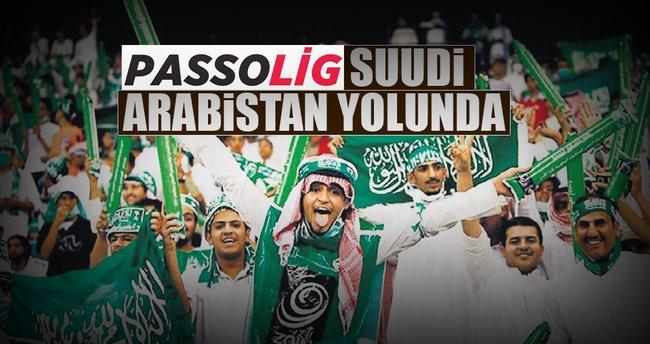Passolig Suudi Arabistan yolunda