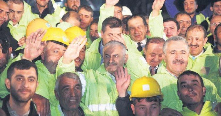 Yıldırım: Türkiye'nin itibarına itibar kattık