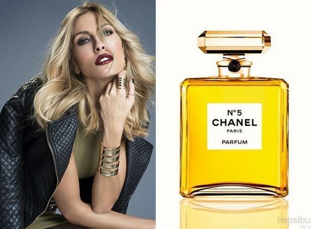 Ünlü isimlerin parfümleri