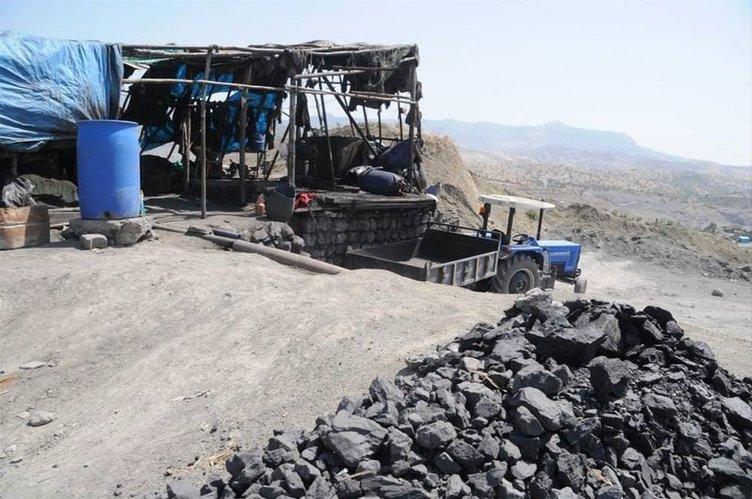 Ölüme davetiye çıkaran kaçak kömür ocakları