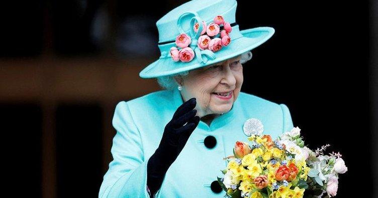 Kraliçe 91'inci yaşını kutladı