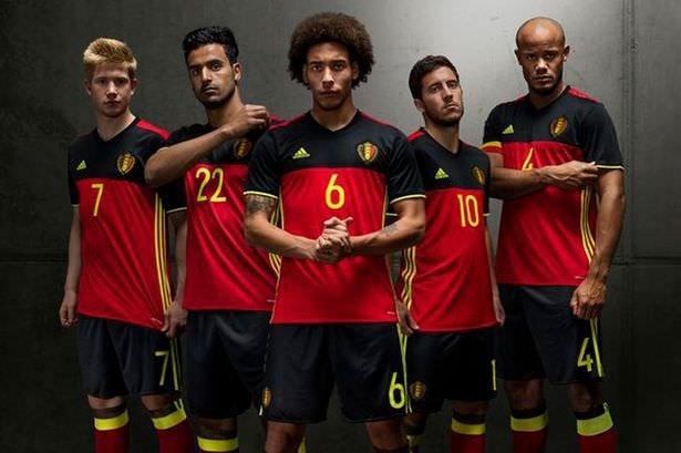 İşte Euro 2016 formaları
