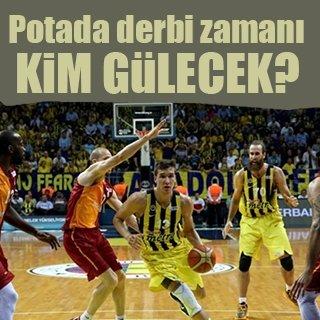 Fenerbahçe, Galatasaray'ı konuk edecek
