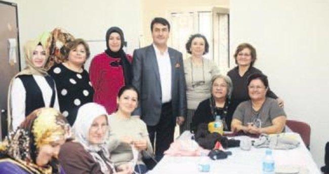 Osmangazi'de meslek kursularına büyük ilgi