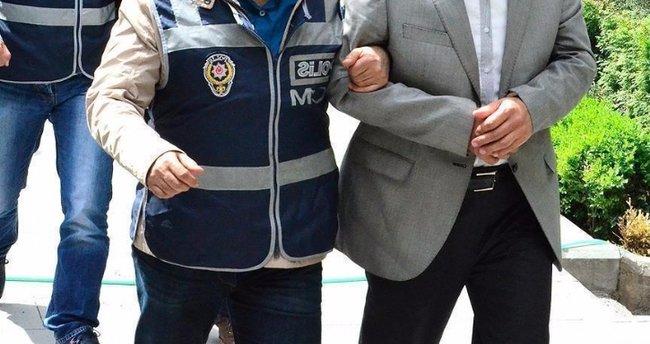 Sivas'ta 5 iş adamı FETÖ'den tutuklandı