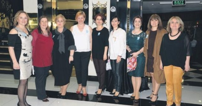 Sadabad Sarayı'nda kadınlar buluşması