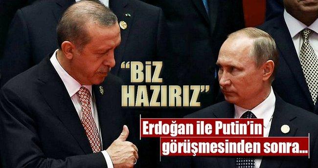 Türkiye'den Rusya'ya çağrı