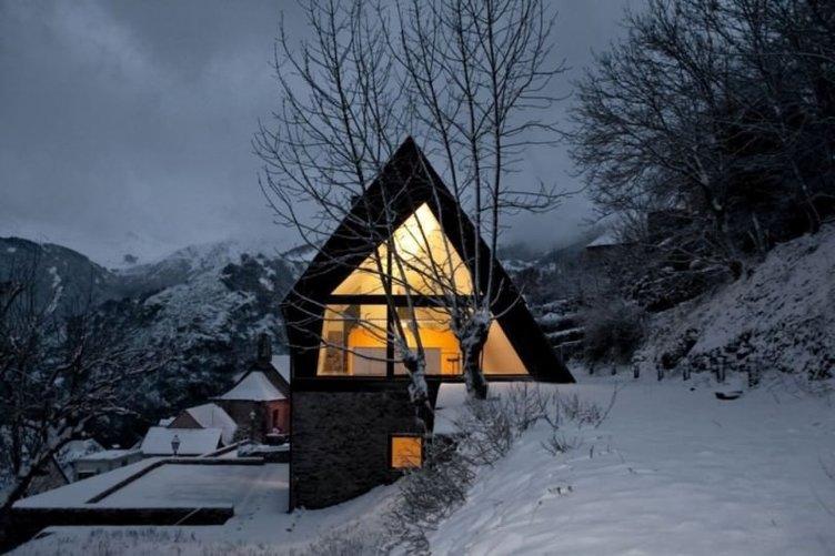 Panoramik ev