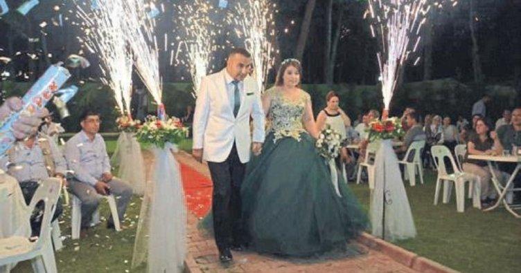 Başkan Özçınar'ın kardeşi nişanlandı