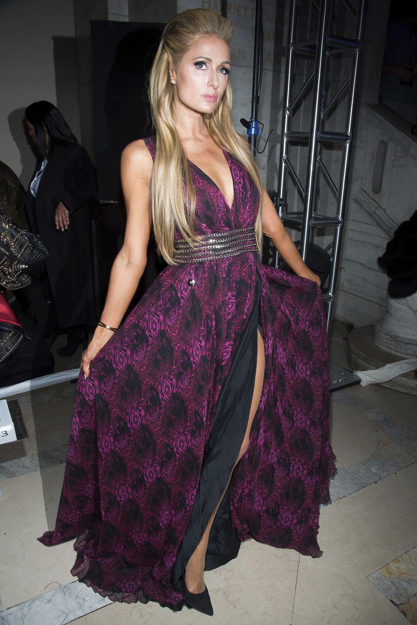 Paris Hilton'dan ilan-ı aşk