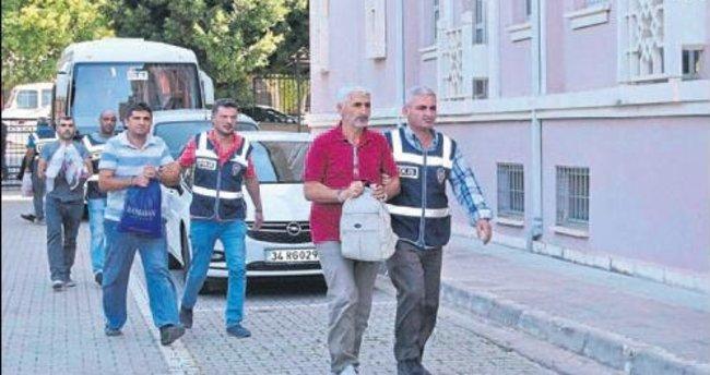 FETÖ'den 10 kişi daha tutuklandı