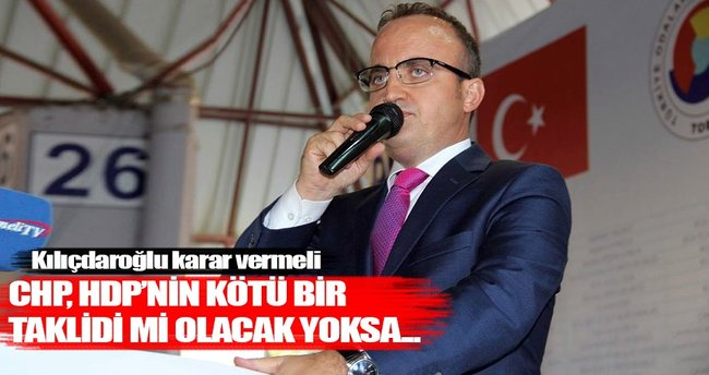 AK Parti'li Bülen Turan'dan CHP'ye gönderme