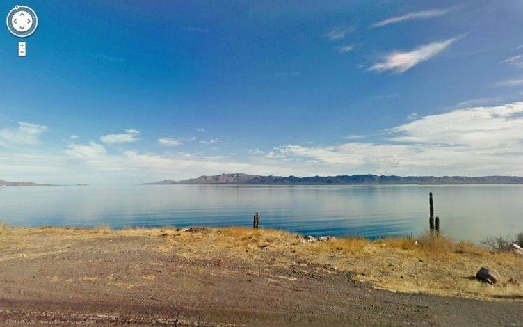 Google Street View'ın en iyi manzaraları