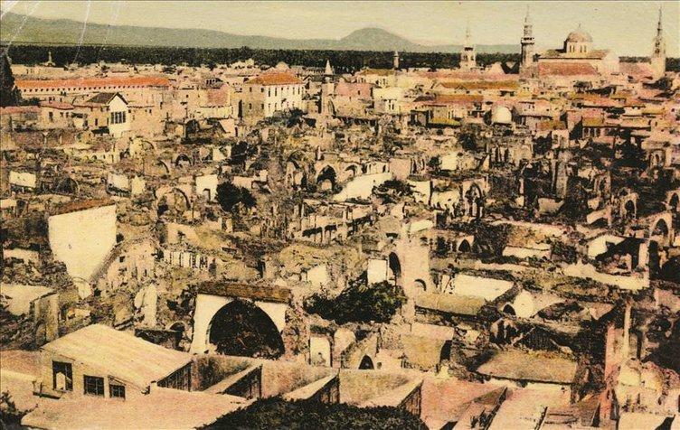 Kartpostallarla Kayıp Suriye