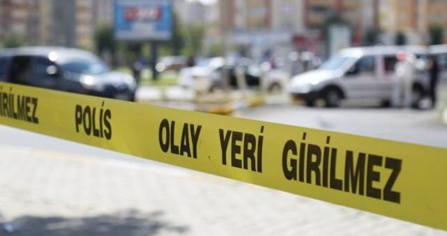 Cinnet geçiren koca, polis olan eşini vurdu