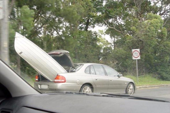 Bu şoförler çıldırmış olmalı