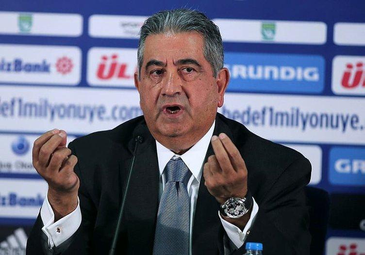 Mahmut Uslu'dan transfer itirafı