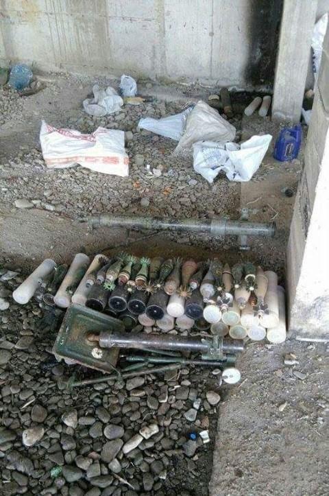 Hakkari'de tuzaklanan çok sayıda patlayıcı imha edildi