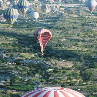 Kapadokya'daki balon kazasında 1 turist öldü