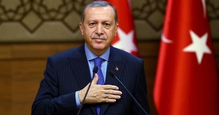 Erdoğan'dan başpehlivan Balaban'a tebrik