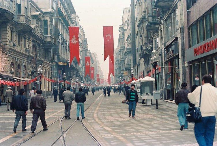 80'ler ve 90'lar Türkiye'si